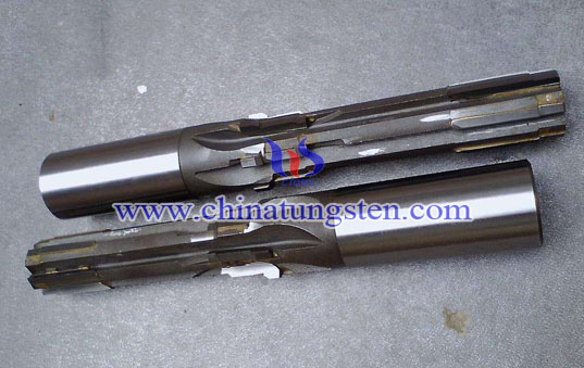 Tungsten Solid Carbide Cutter Reamer Picture