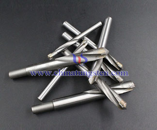Tungsten Solid Carbide Twist Drill Picture
