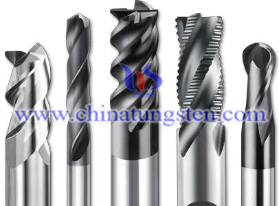 tungsten solid carbide cutting tools
